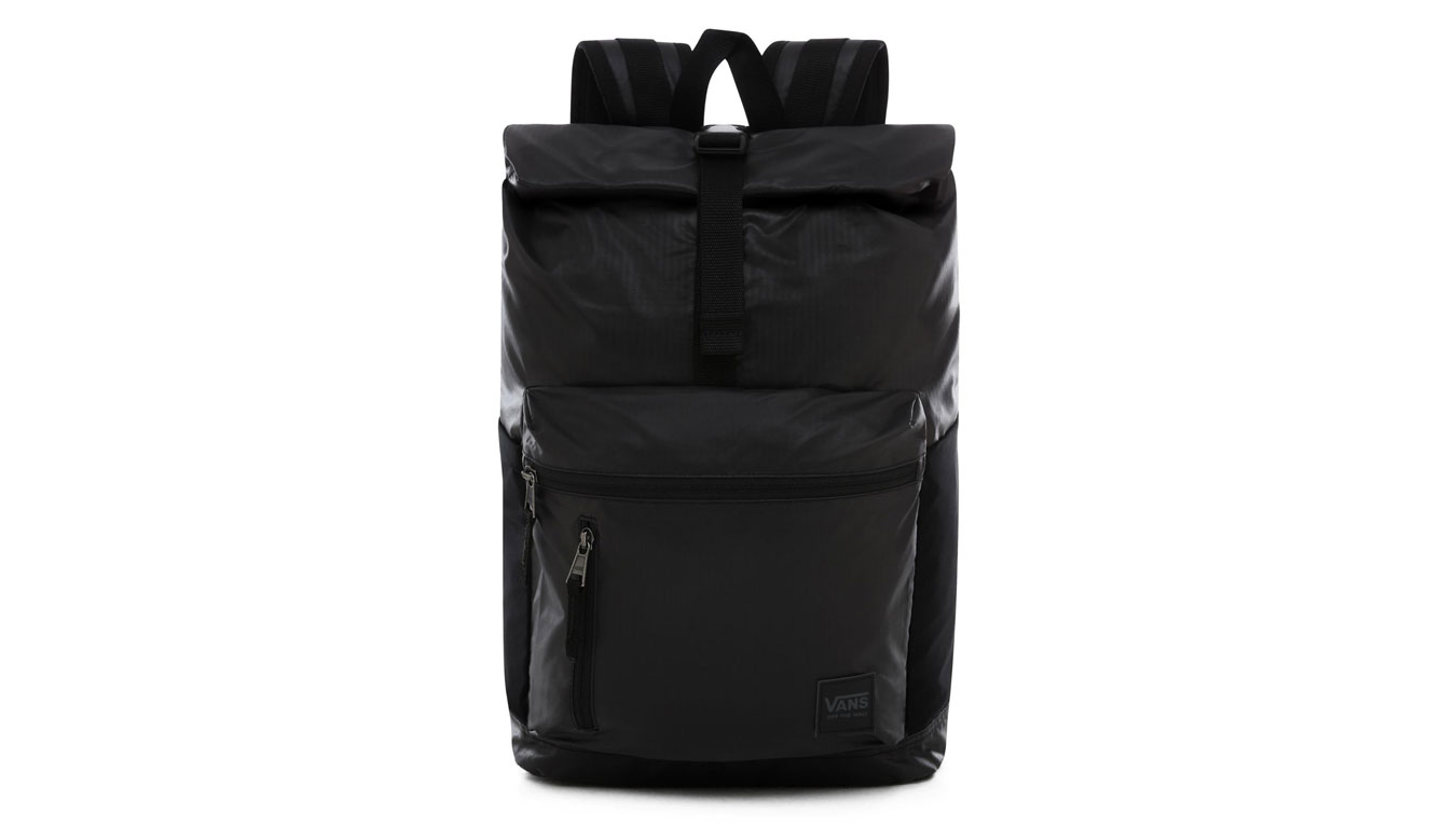 Vans Wm Roll It Backpack čierne VN0A47REBLK