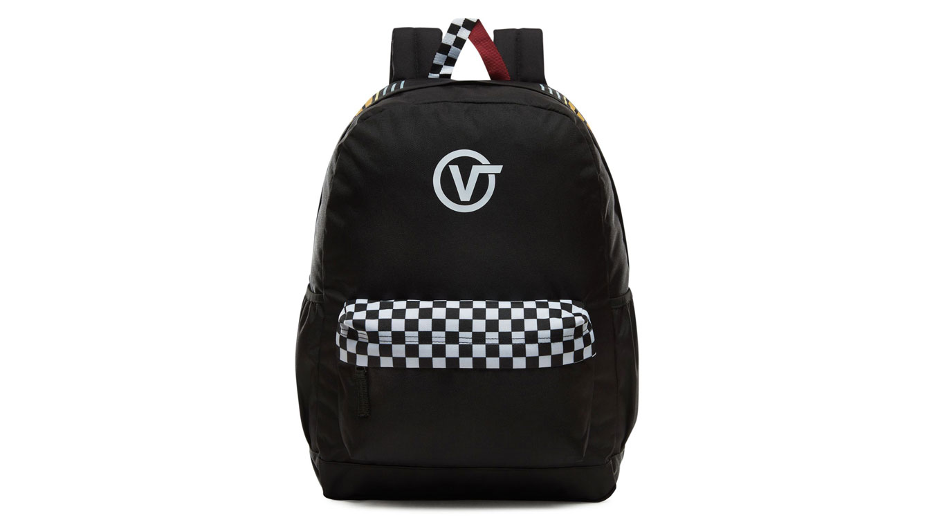 Vans Wm Sporty Realm Plus Backpack čierne VN0A3PBITV8
