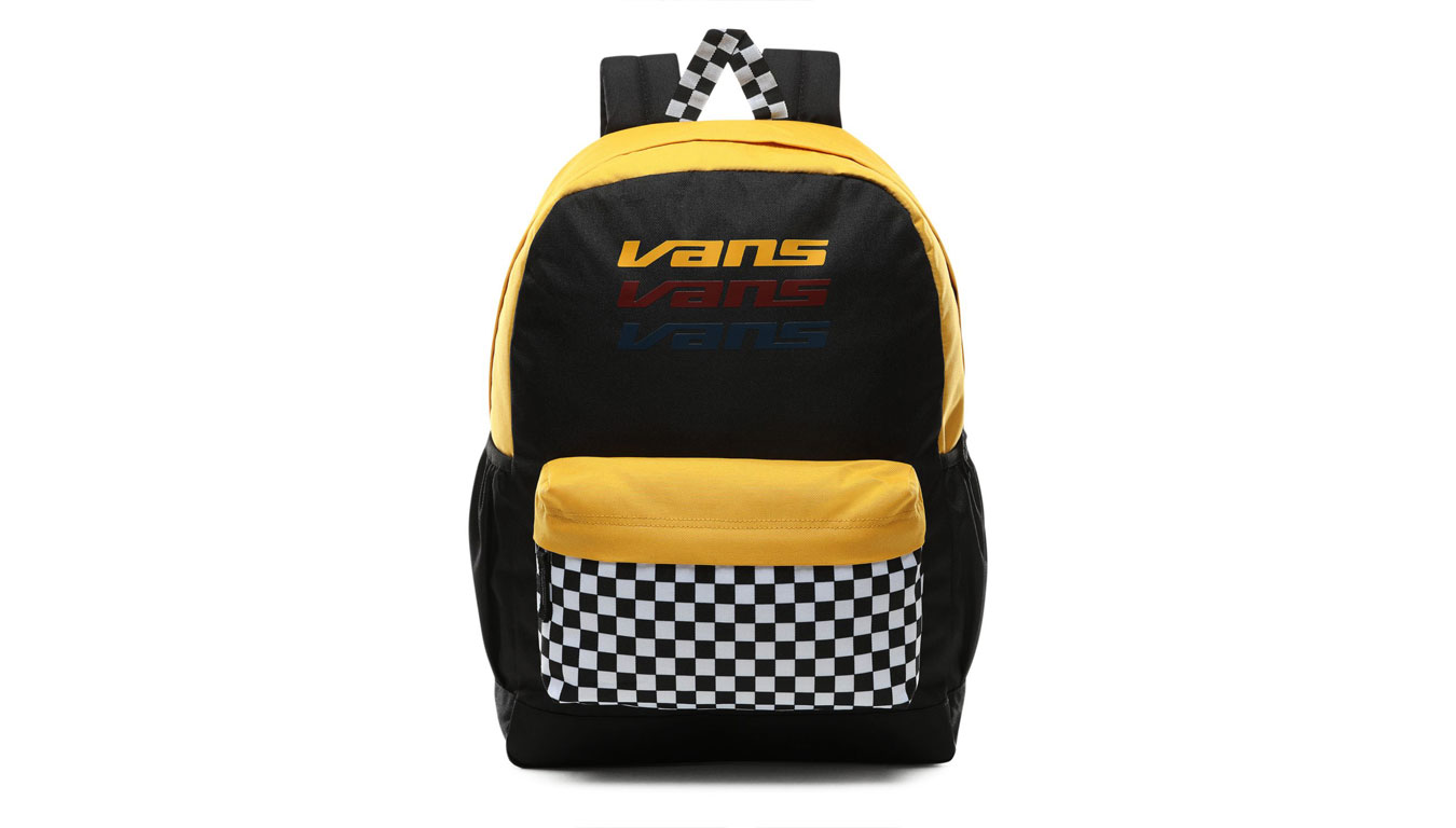Vans Wm Sporty Realm Plus Backpack čierne VN0A3PBITVG