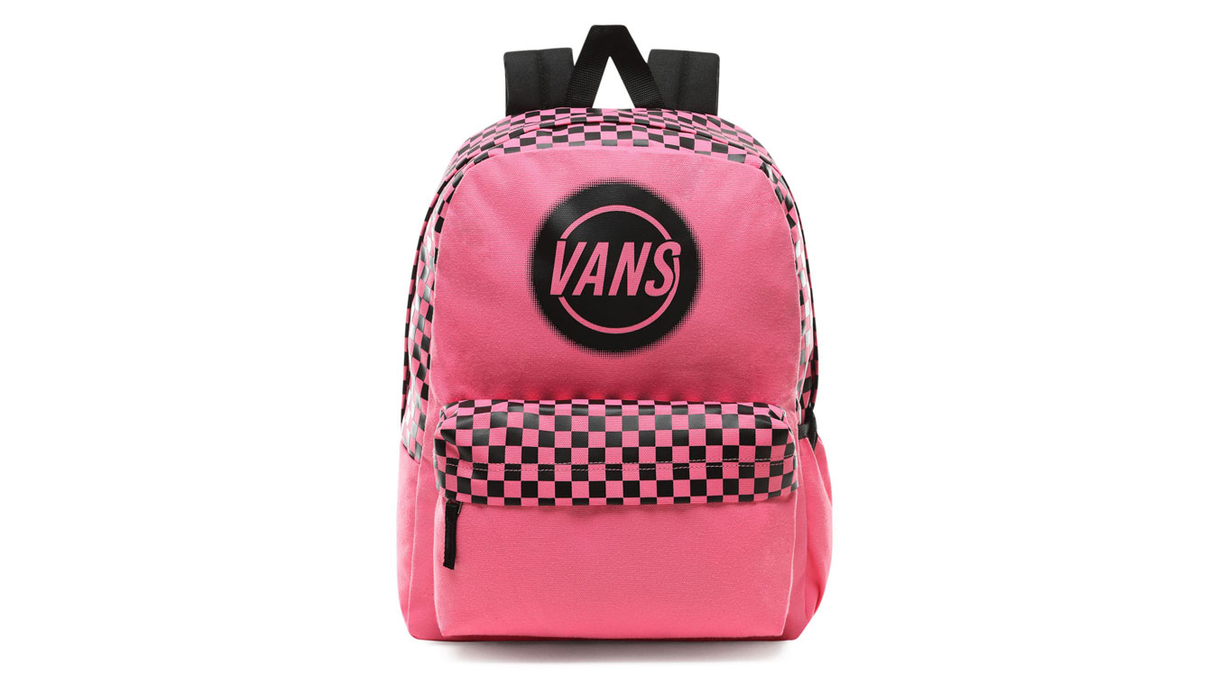 Vans Wm Taper Off Realm Backpack ružové VN0A48GMJBT
