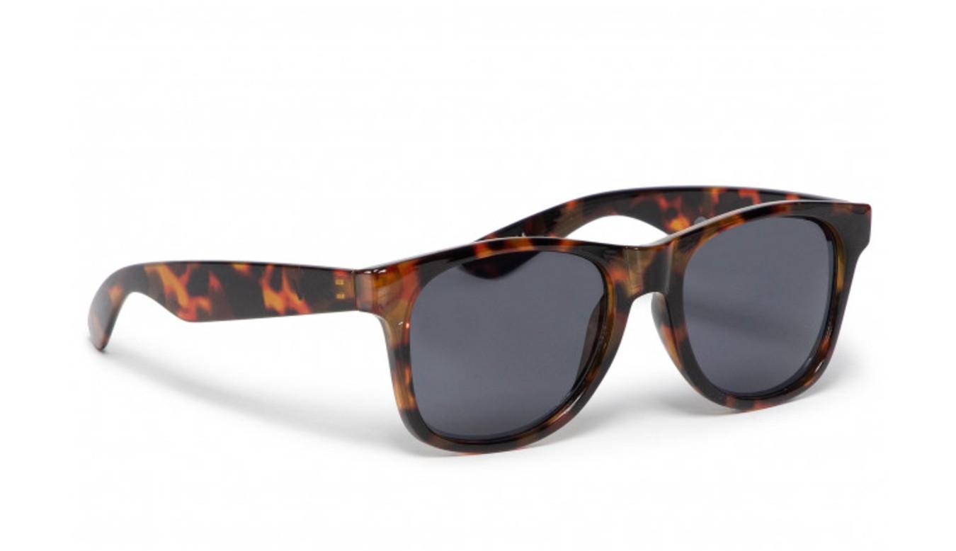Vans Sunglasses Squared čierne VN000LC0PA9 - vyskúšajte osobne v obchode