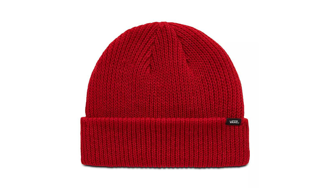 Vans Wm Core Basic Wmns Beanie Chili Pepper červené VN0A34GV14A