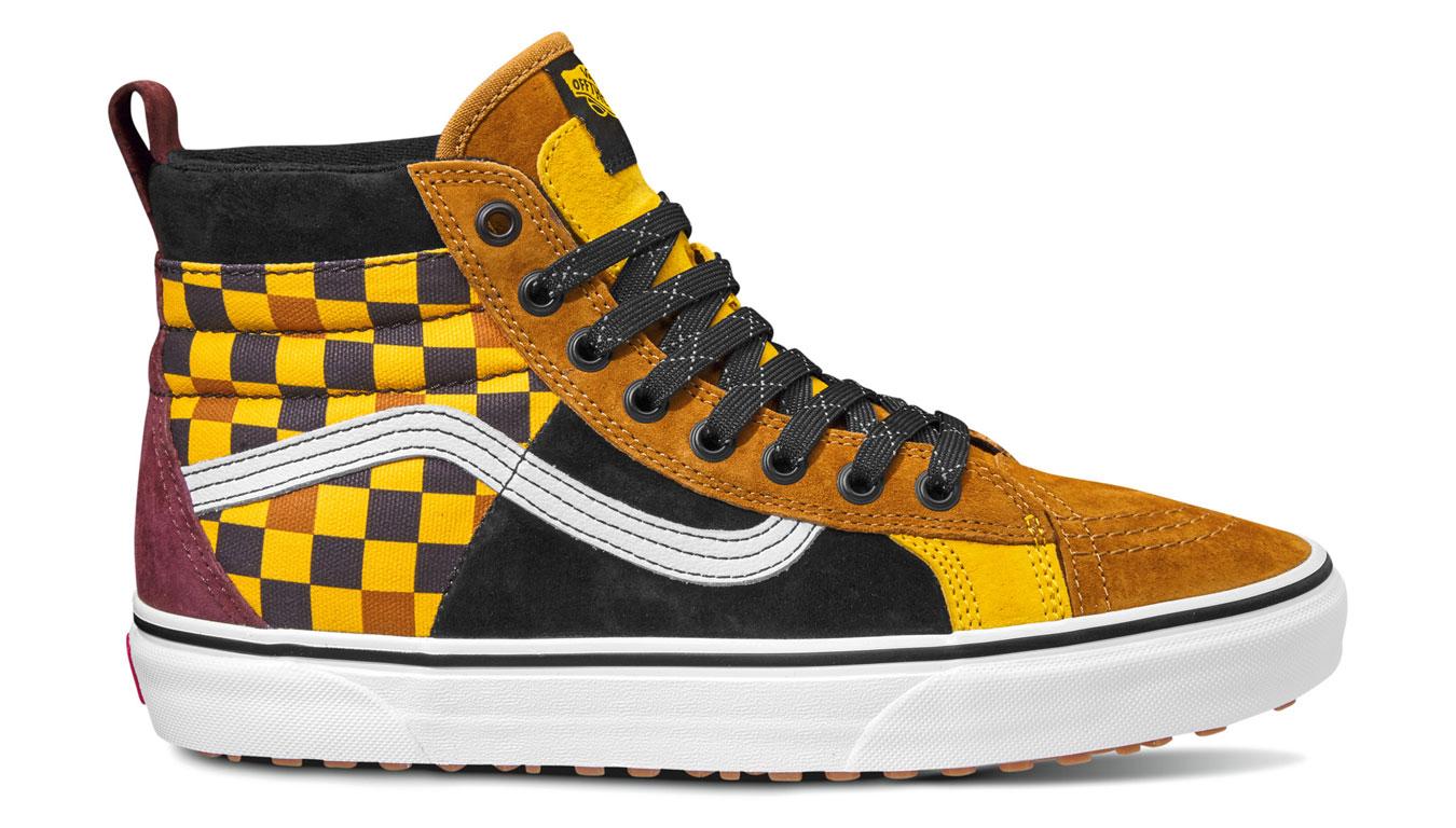 Vans Ua Sk8-Hi 46 Mte Dx (Mte) Multi/Yellow žlté VN0A3DQ522Z - vyskúšajte osobne v obchode