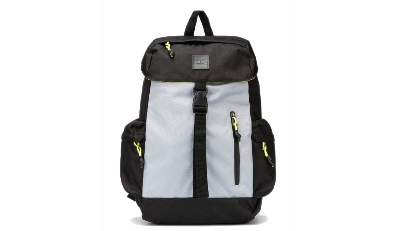 Vans Wm Ranger Backpack čierne VN0A47RFVBV - vyskúšajte osobne v obchode