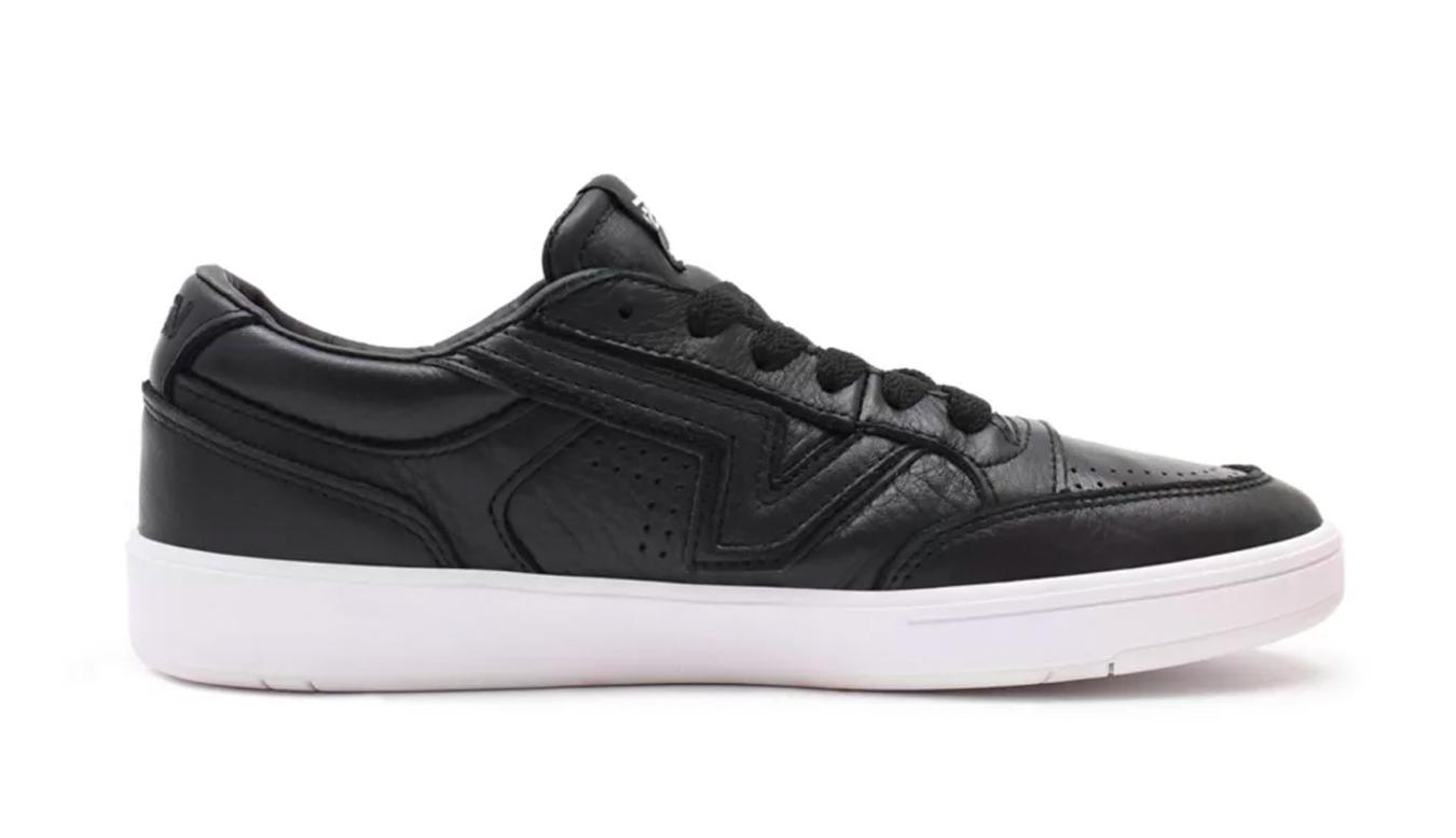 Vans Lowland (Leather) Black/True Wht čierne VN0A4TZYK551 - vyskúšajte osobne v obchode