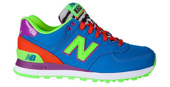 obuv new balance WL574BP