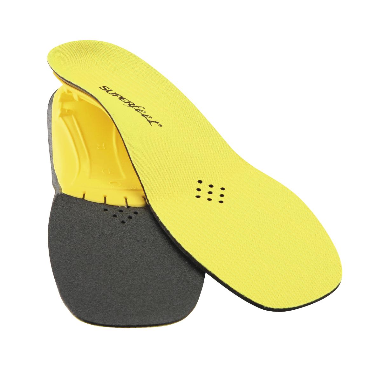 Superfeet YELLOW žlté 114 - vyskúšajte osobne v obchode
