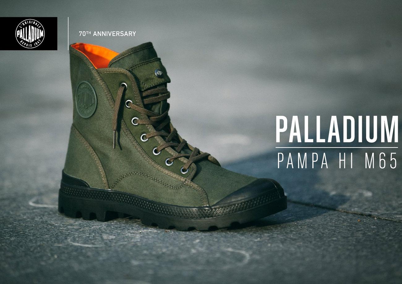 Obuv Palladium
