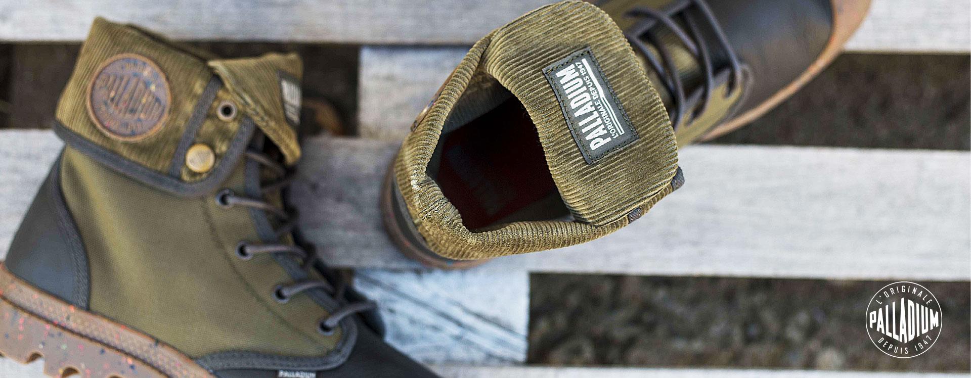 Palladium Winter Boots
