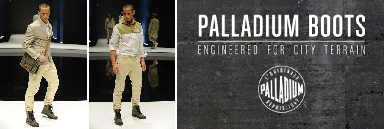 Zimna obuv Palladium